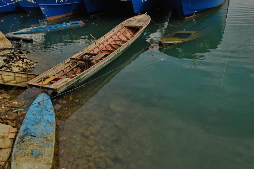 Borneo Semporna Water VillageDSC_0275