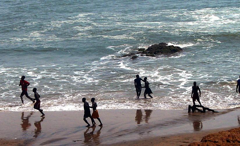 Ghana Beach 1