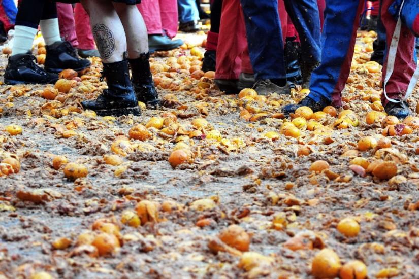 Ivrea Orange Battle 3
