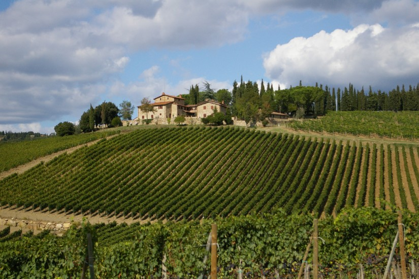 Podgorie Toscana