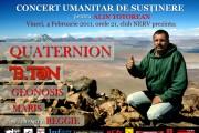 concert umanitar pt Alin Totorean