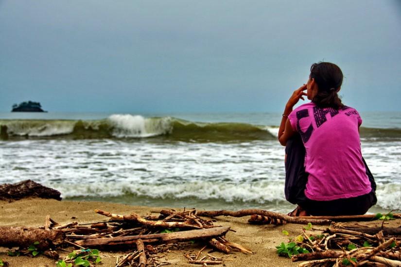 Elena singura plaja