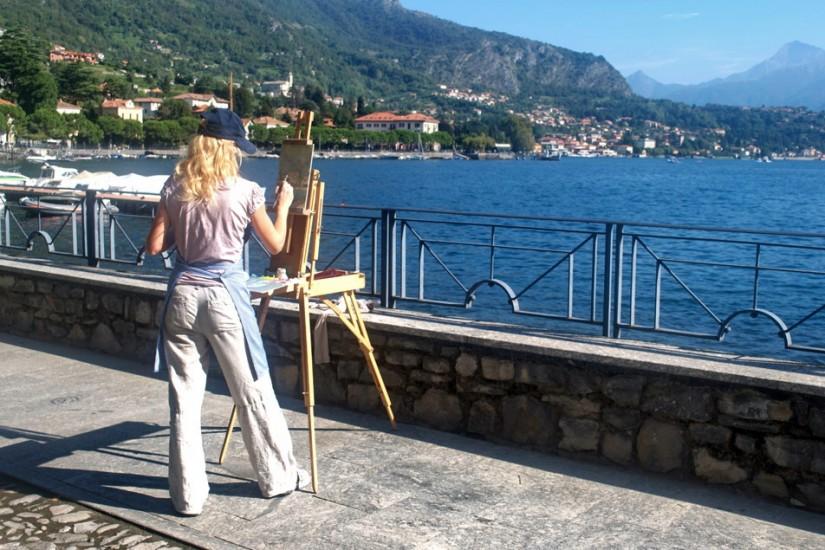 Fresia Art School Lacul Como