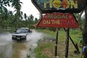 Koh Phangan Rain Storm ThailandIMG_6025