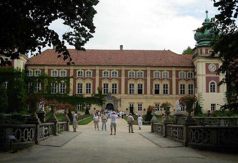 Castelul Lancut Polonia