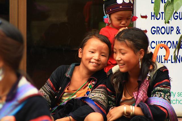 Etnici Hmong Sapa Vietnam