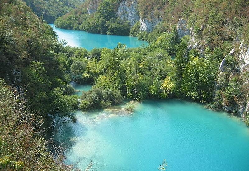 Lacul Plitvice, Croatia