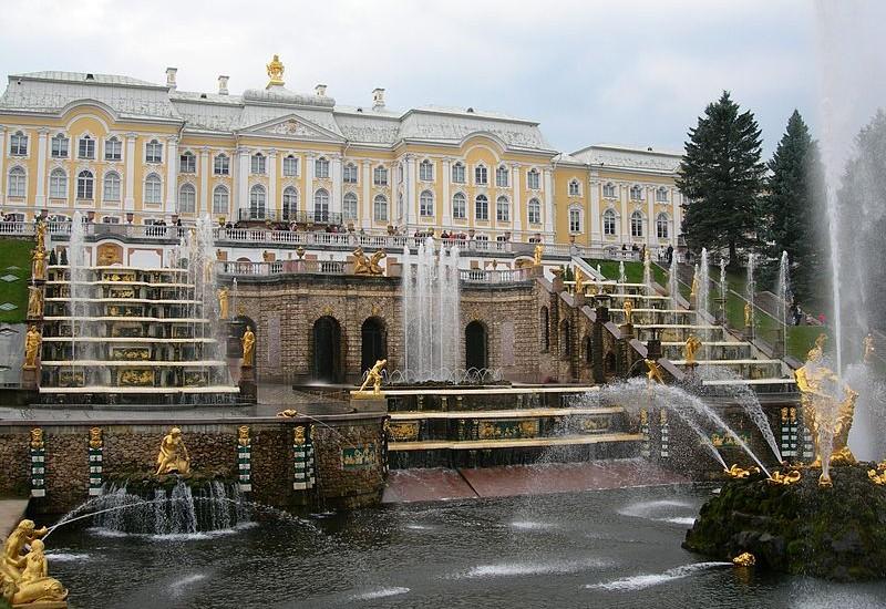Palatul Peterhof, St. Peterksburg_3