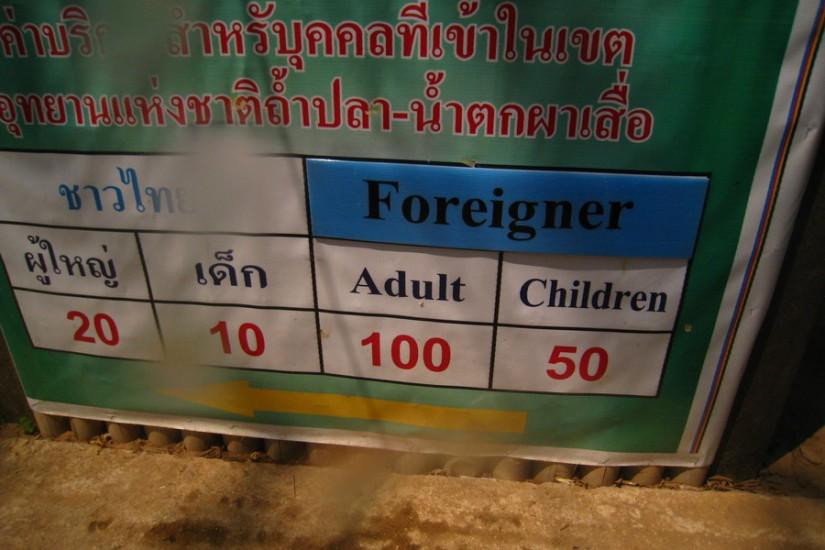Thailand Mae Hong Son Tham Pla Fish Cave 2