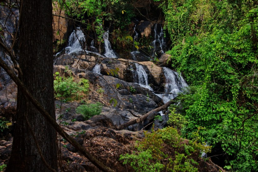 Thailand Pha Sua Waterfall Mae Hong Son 7