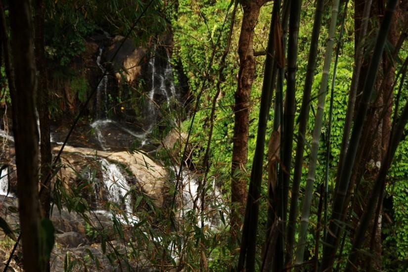 Thailand Pha Sua Waterfall Mae Hong Son 10
