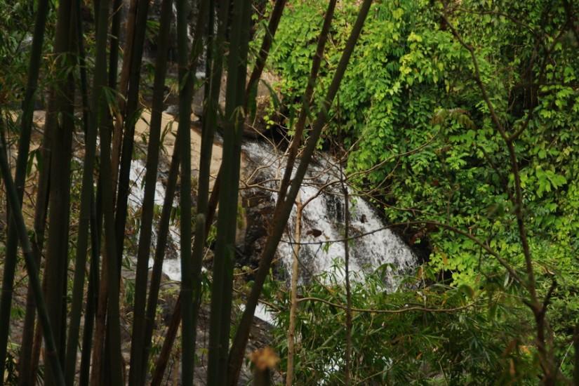 Thailand Pha Sua Waterfall Mae Hong Son 11