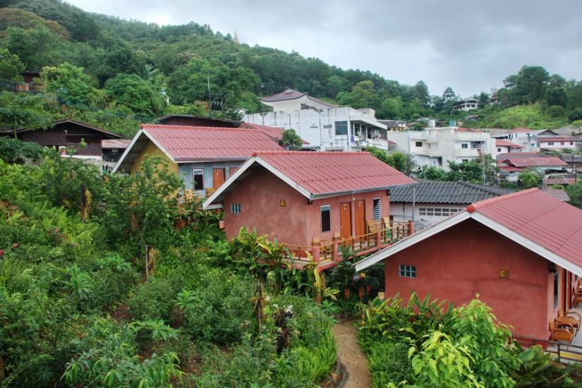 Baan See See Guesthouse Mae Salong Thailand 2