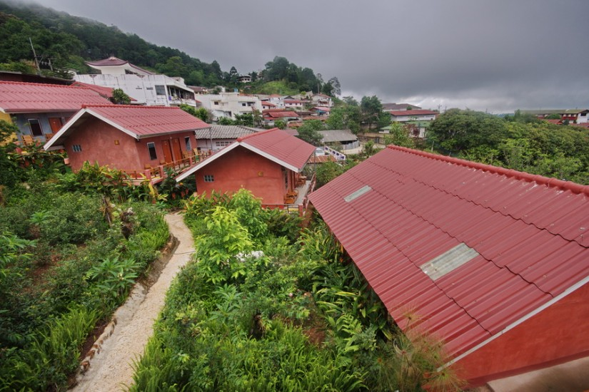Baan See See Guesthouse Mae Salong Thailand