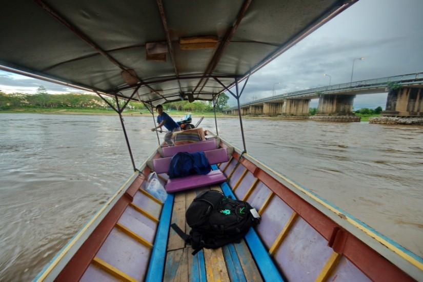 Thailand Chiang Rai MaeKok River Cruise boat 14