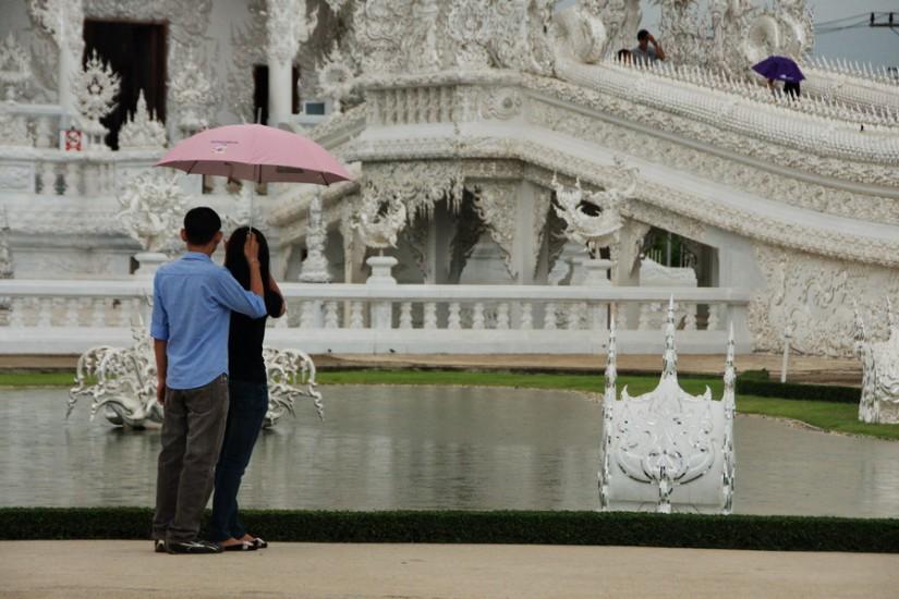 Thailand Chiang Rai  White Temple Wat Rong Khun 14