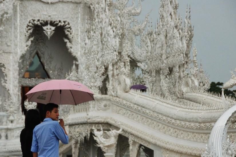 Thailand Chiang Rai  White Temple Wat Rong Khun 15