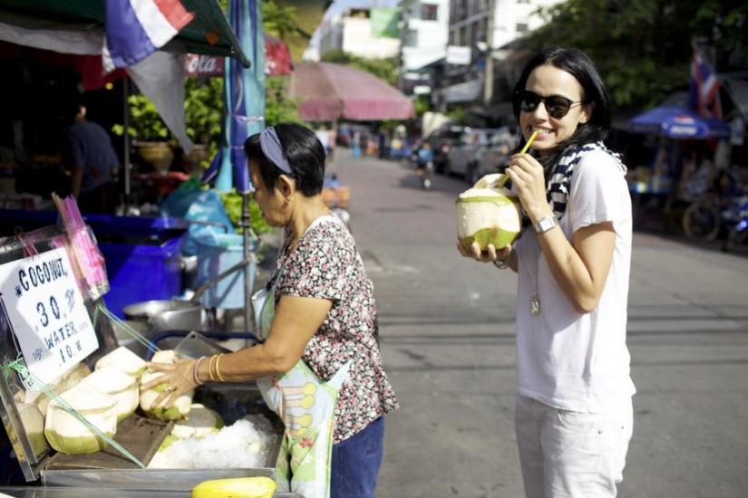 Andreea Raicu Thailanda Bangkok