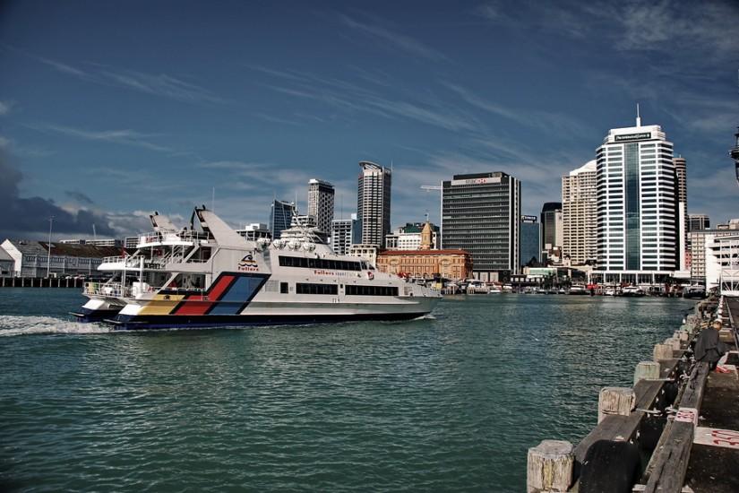 Auckland Marina Bay