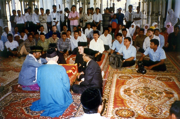 950127 becoming Muslim