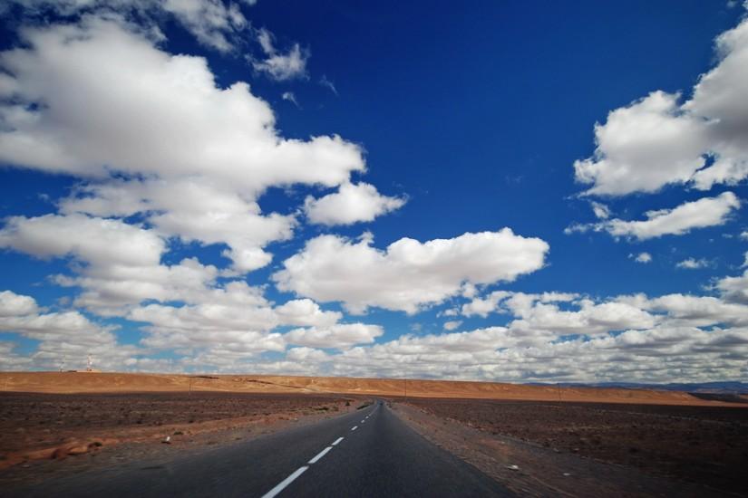 Morocco Ouarzazate Roads 3