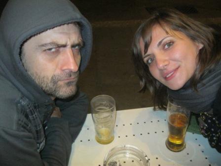 Brad Florescu si Madalina Tasu