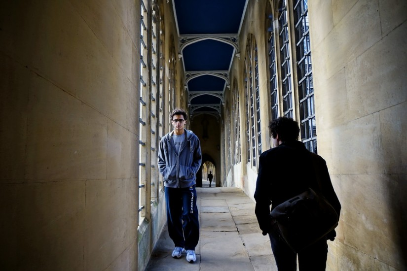 In jurul lumii Cambridge