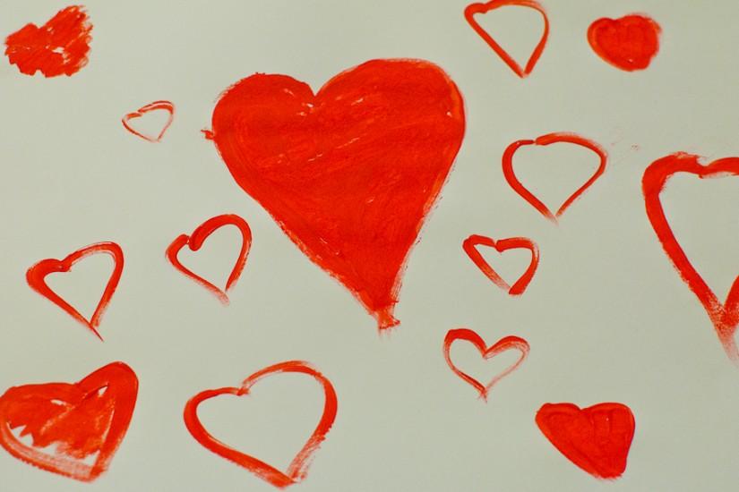 inima pictata