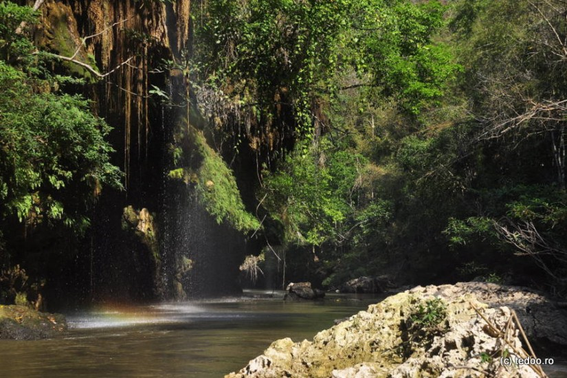 Thi Lo Cho Waterfall Thailand