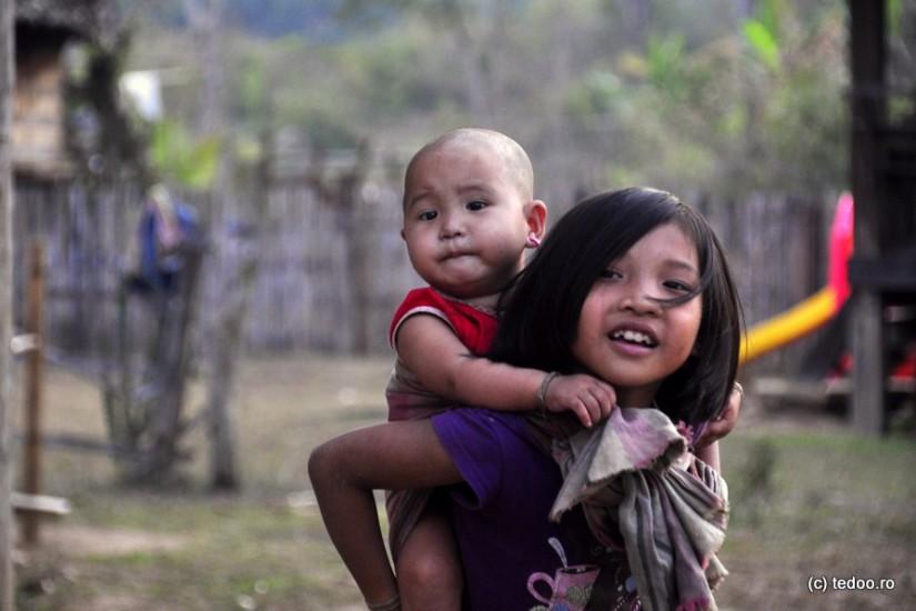 Ko Tha Karen Village Umphang Tak Thailand
