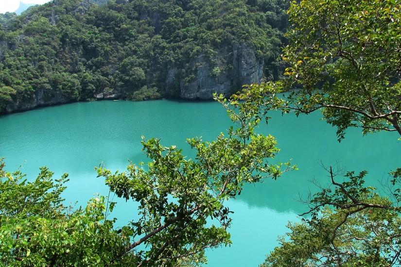 Koh Ang Thong Marine Park Thailanda