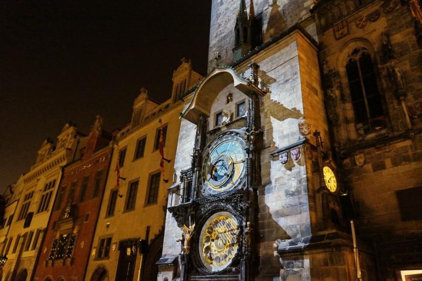 Praga Ceasul Astronomic