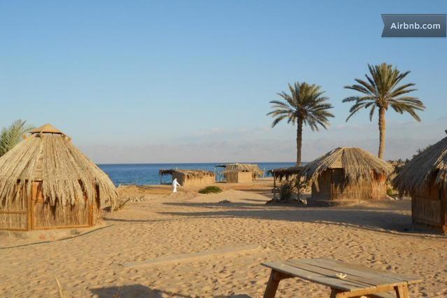 Beach Bungalow Egipt Taba 2