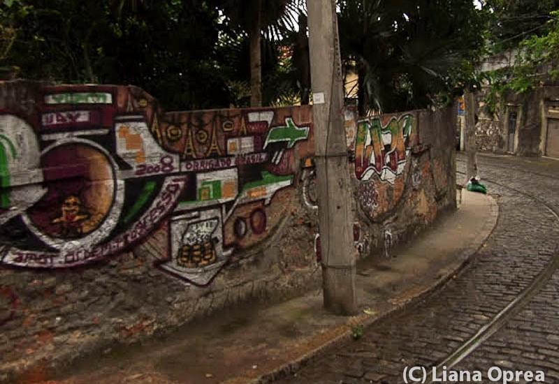 Rio de Janeiro Brazilia strazi