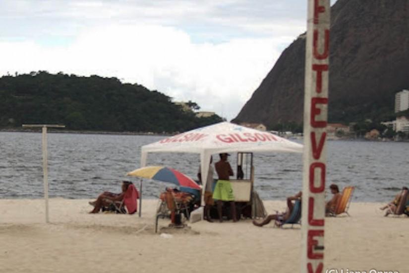 Fute-Voley semn Rio de Janeiro