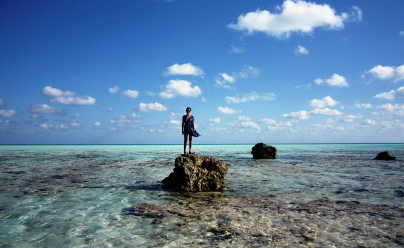 Bassas da India, Oceanul Indian