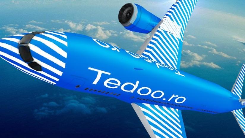 Boeing Tedoo 10