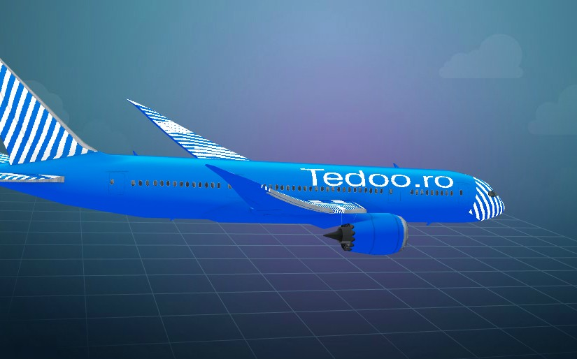 Boeing Tedoo 11