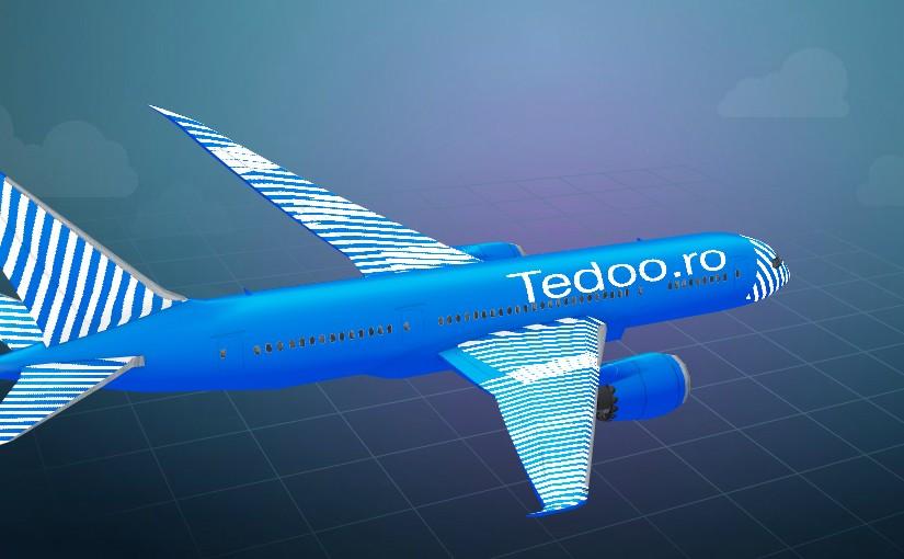 Boeing Tedoo 3
