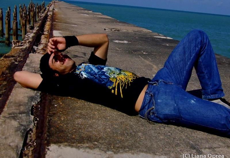 Brazilia Fortaleza plaja