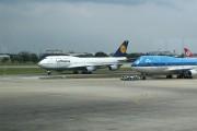 Lufthansa KLM