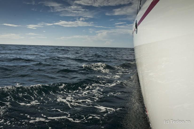 Cele trei elemente criminale sunt apa de mare, soarele și vântul.