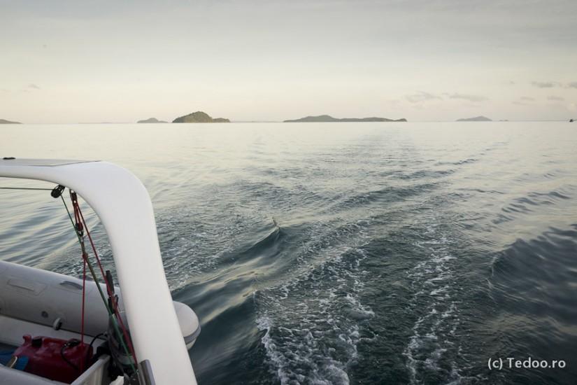 Koh Chang, împreună cu cele 40 de insule care-l înconjoară, are regim de parc național.