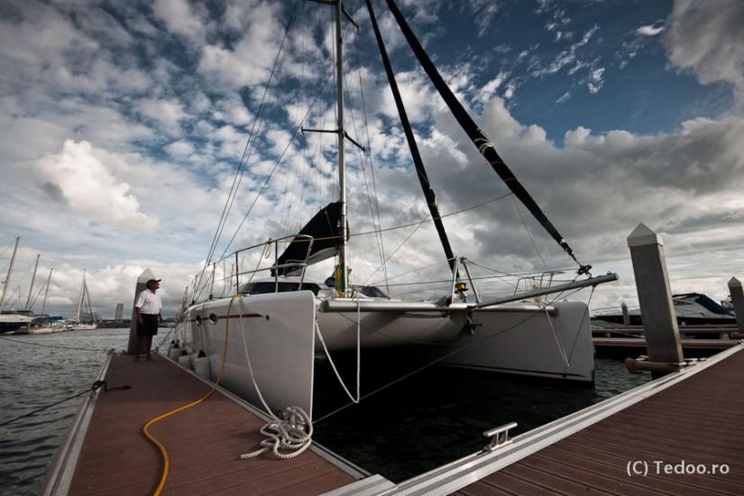 Thailand Sailing Fusion 40 Mojo 5