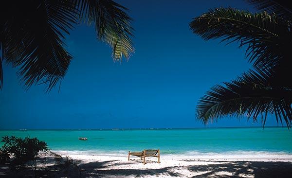 Zanzibar plaja