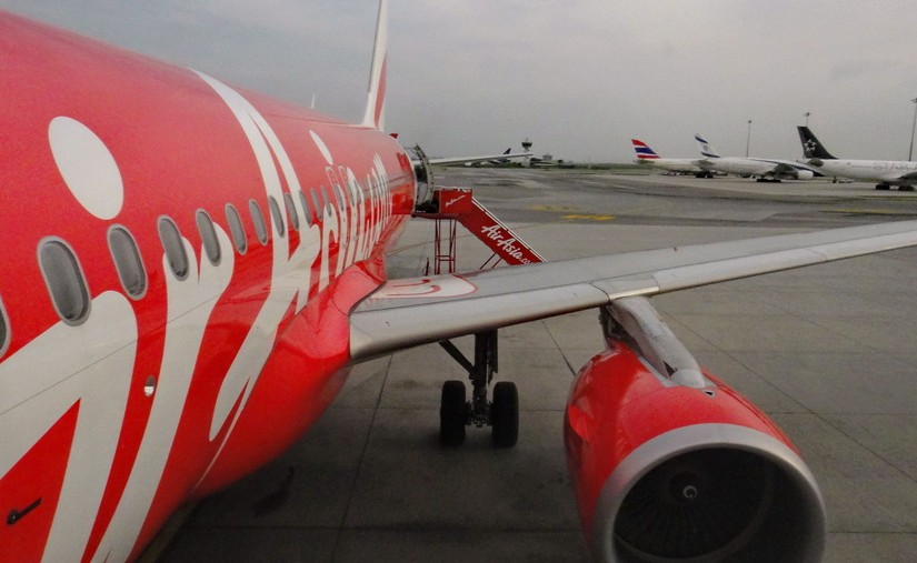 Airbus A320 Air Asia