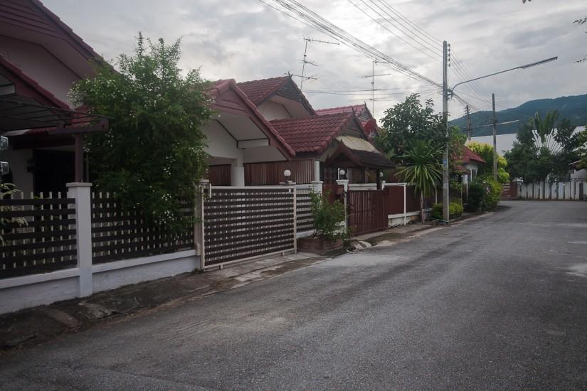 Case în Chiang Mai.