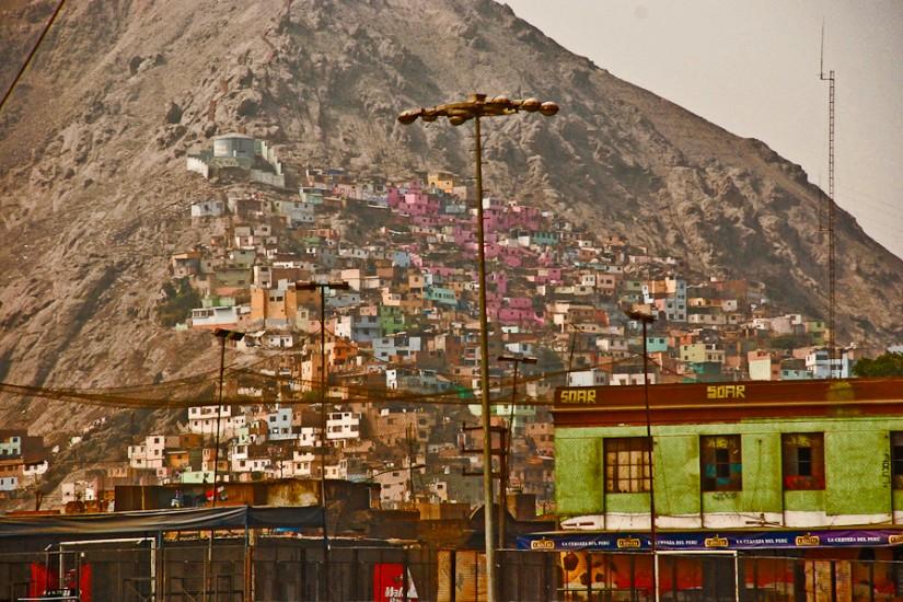 Lima, cartierul Mangomarca