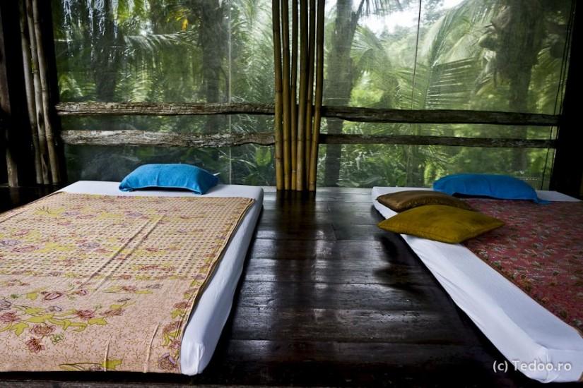 Masaj thailandez sau cu uleiuri aromatice, împachetări cu aloe vera sau tratamente cosmetice.