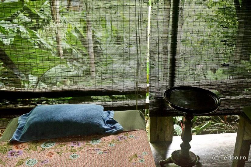 Centrul de spa și masaj.